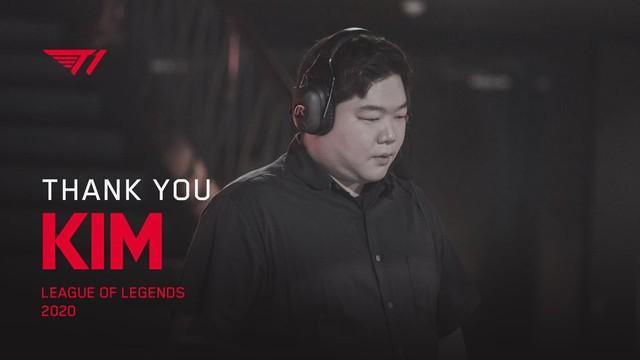 T1 chính thức chia tay HLV Kim sau một mùa giải thất bại toàn tập - Ảnh 1.