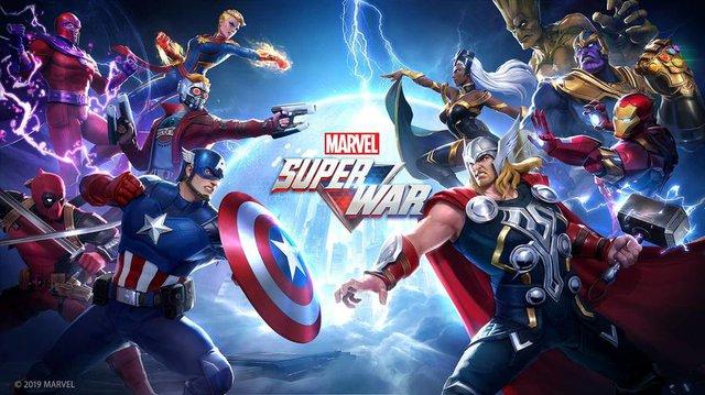 Liên Quân nên dè chừng, Marvel Super War có biến lớn, một ông lớn sắp phát hành chính thức tại Việt Nam? - Ảnh 1.