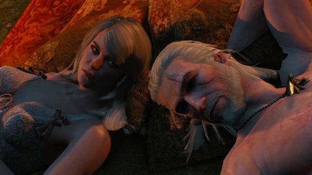 Geralt đã từng cặp kè với những bóng hồng nào trong The Witcher? - Ảnh 1.