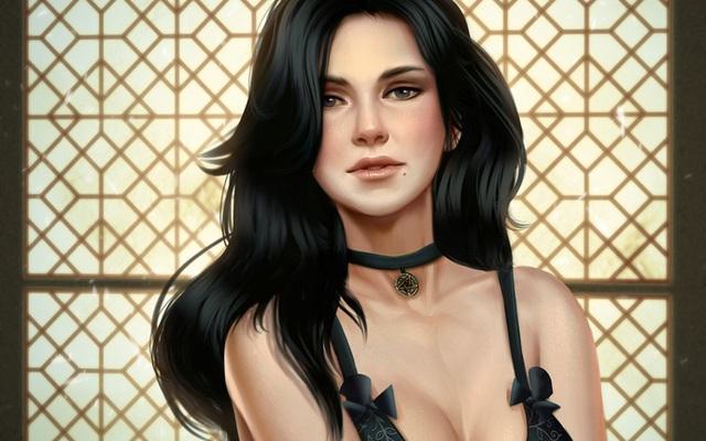 Geralt đã từng cặp kè với những bóng hồng nào trong The Witcher? - Ảnh 3.