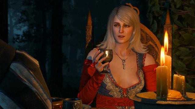Geralt đã từng cặp kè với những bóng hồng nào trong The Witcher? - Ảnh 5.