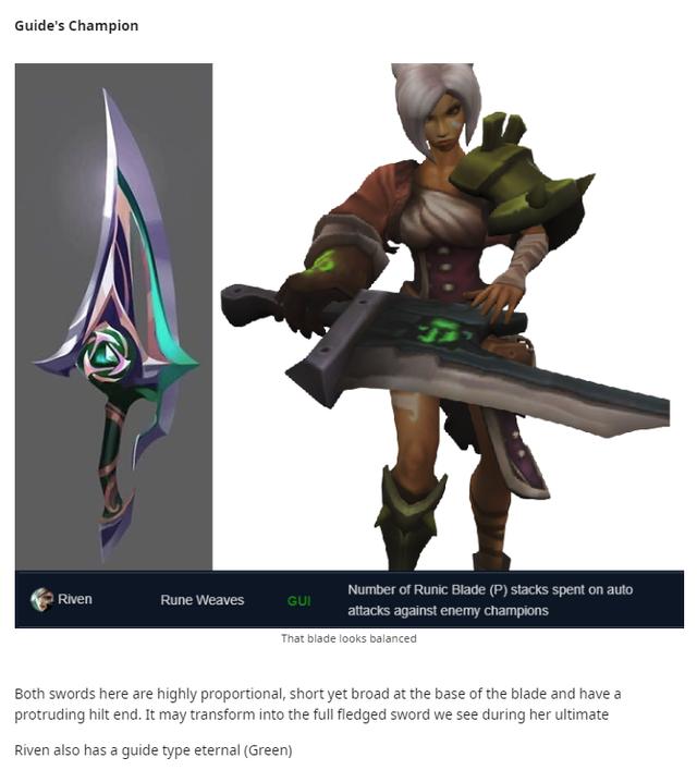Săm soi 6 thanh kiếm bí ẩn của Riot, cộng đồng LMHT phát hiện ra nhóm trang phục Thần Hỏa sắp ra mắt - Ảnh 5.