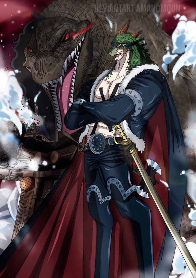 One Piece: X-Drake và 4 cái tên đình đám đã bị thứ sức mạnh hiệu triệu thiên hạ của Luffy thu phục - Ảnh 1.