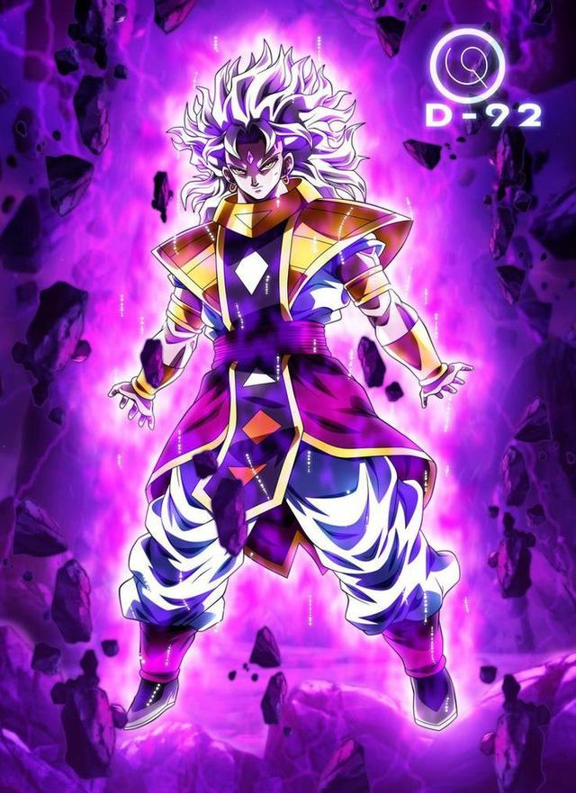 Dragon Ball: Zeno phiên bản trưởng thành cực ngầu, không còn trẻ con như trước nữa - Ảnh 2.