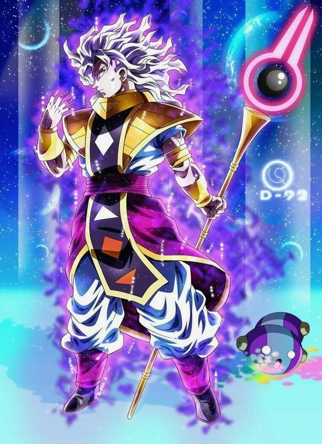 Dragon Ball: Zeno phiên bản trưởng thành cực ngầu, không còn trẻ con như trước nữa - Ảnh 3.