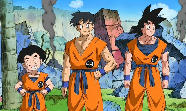 Dragon Ball: Là con đẻ Son Goku nhưng tại sao Gohan lại có tạo hình giống Yamcha như đúc? - Ảnh 2.