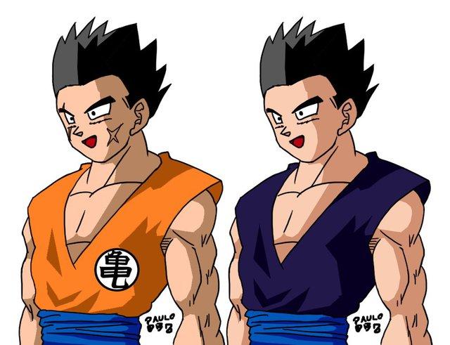 Dragon Ball: Là con đẻ Son Goku nhưng tại sao Gohan lại có tạo hình giống Yamcha như đúc? - Ảnh 4.