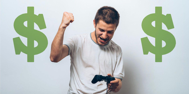4 ways to help gamers earn more money from playing games - Photo 1.
