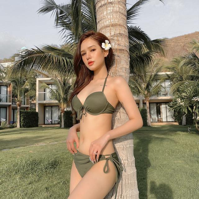 Đọ sắc dàn WAGs đỉnh cao của các TOP Streamer Việt Nam: Nói về sexy, hotgirl 2K2 cân hết - Ảnh 11.