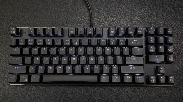 Đánh giá bàn phím cơ E-Dra EK389: Gọn nhẹ, chơi game tốt mà làm việc cũng ngon, giá lại rẻ - Ảnh 3.