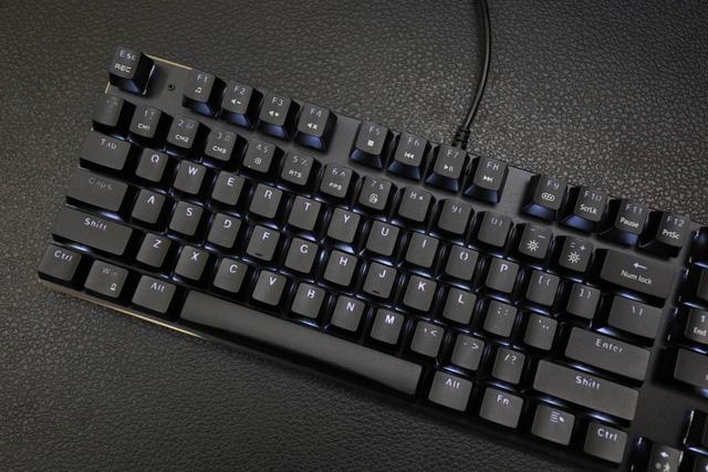 Đánh giá bàn phím cơ E-Dra EK389: Gọn nhẹ, chơi game tốt mà làm việc cũng ngon, giá lại rẻ - Ảnh 5.