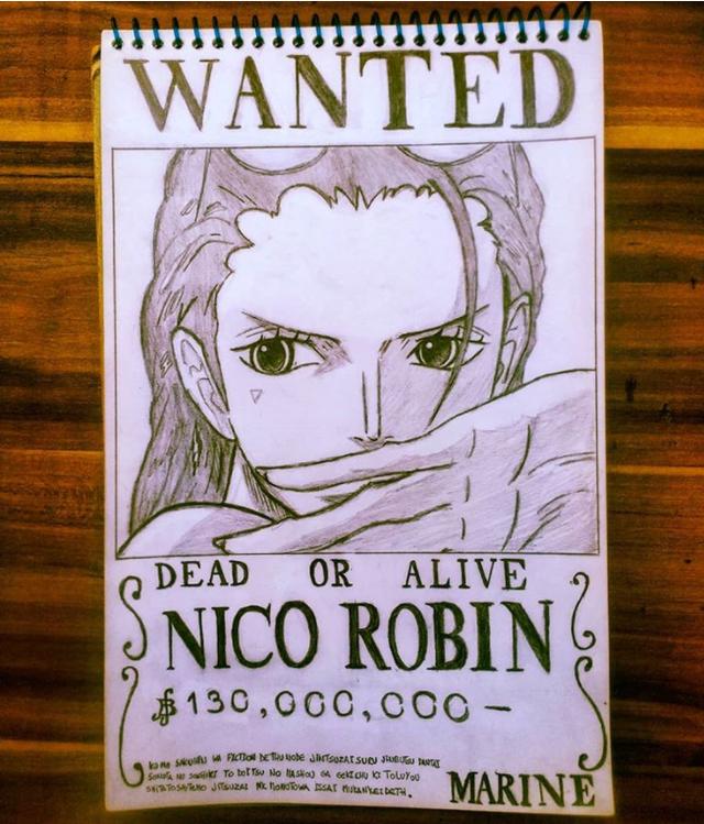 One Piece: Ngắm loạt fan art cực đỉnh về nàng khảo cổ của băng Mũ Rơm, dịu dàng hay cá tính đều mê cả - Ảnh 9.