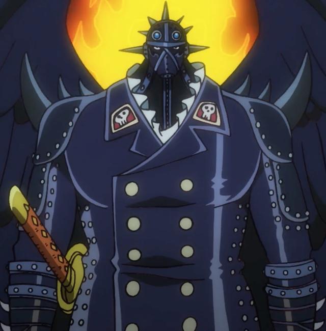 One Piece: 3 điều giống nhau thú vị giữa bộ đôi khắc khẩu của băng Mũ Rơm và Bách Thú - Ảnh 7.