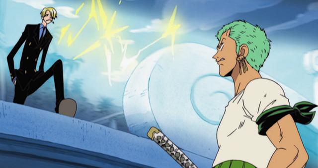 One Piece: 3 điều giống nhau thú vị giữa bộ đôi khắc khẩu của băng Mũ Rơm và Bách Thú - Ảnh 2.