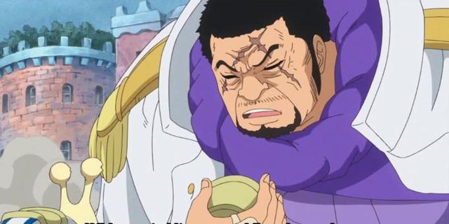 One Piece: Dù Luffy được xưng tụng là Ngũ Hoàng nhưng vẫn chưa thể vượt qua 5 người lính hải quân này - Ảnh 4.