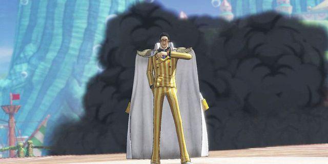 One Piece: Dù Luffy được xưng tụng là Ngũ Hoàng nhưng vẫn chưa thể vượt qua 5 người lính hải quân này - Ảnh 5.