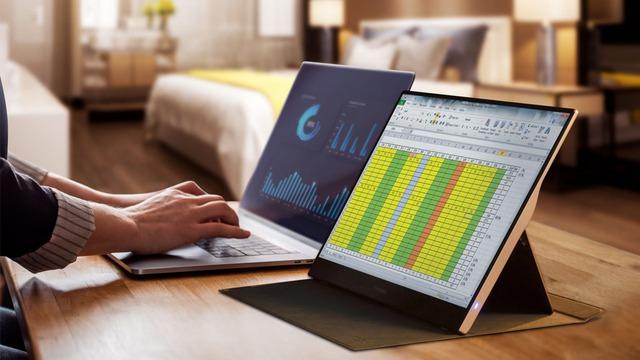 ViewSonic ra mắt dòng sản phẩm màn hình di động cho làm việc và giải trí - Ảnh 1.