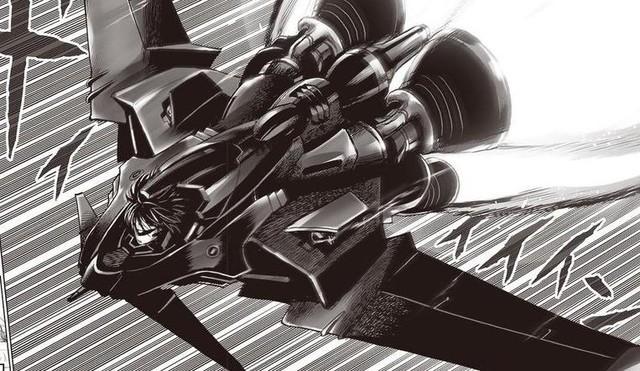 """One Punch Man 180: Siêu năng lực gia Tatsumaki """"ngậm hành"""", anh hùng Class S kỵ sĩ sắt tham gia chiến trận - Ảnh 2."""