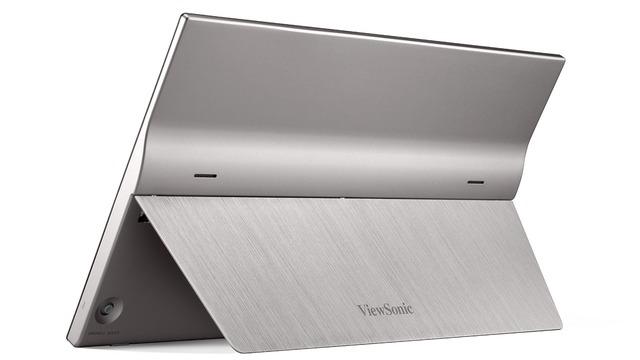 ViewSonic ra mắt dòng sản phẩm màn hình di động cho làm việc và giải trí - Ảnh 4.