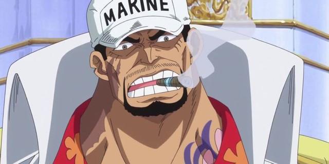 One Piece: Dù Luffy được xưng tụng là Ngũ Hoàng nhưng vẫn chưa thể vượt qua 5 người lính hải quân này - Ảnh 1.