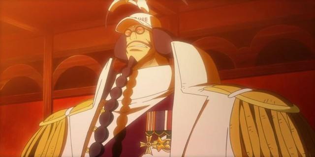 One Piece: Dù Luffy được xưng tụng là Ngũ Hoàng nhưng vẫn chưa thể vượt qua 5 người lính hải quân này - Ảnh 3.
