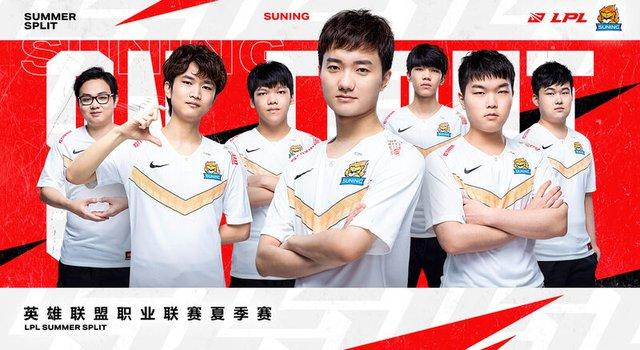 Suning chính thức chốt đội hình tham dự CKTG 2020: 7 tuyển thủ, trong đó có 2 người Đi rừng - Ảnh 2.