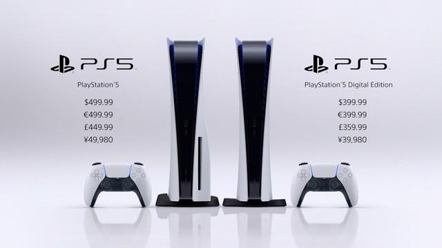 [Chính thức] PS5 công bố giá bán cực rẻ, học sinh, sinh viên thừa sức mua - Ảnh 1.