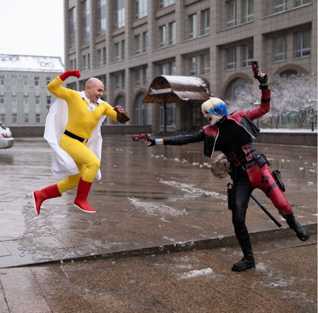 One Punch Man: Cạn lời khi ngắm loạt ảnh cosplay Saitama, thấp bé nhẹ cân đến chuyển giới cũng có - Ảnh 4.