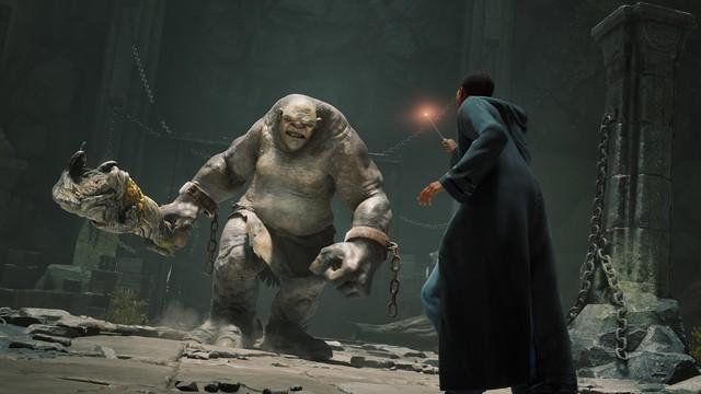 Xuất hiện game nhập vai, thế giới mở đầu tiên về Harry Potter, đồ họa siêu đỉnh, chơi trên PS5 - Ảnh 4.