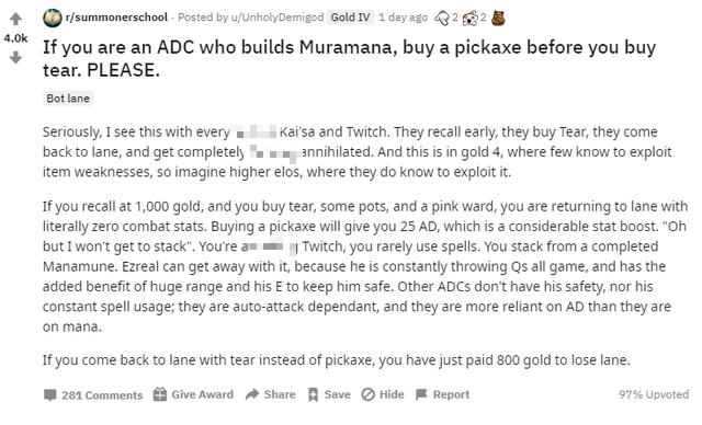 Game thủ quá bức xúc về trào lưu Xạ Thủ Thần Kiếm Muramana - Các ông lên Cuốc Chim trước dùm tôi - Ảnh 2.
