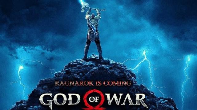 [Chính thức] Sony công bố God of War: Ragnarok - Ảnh 2.