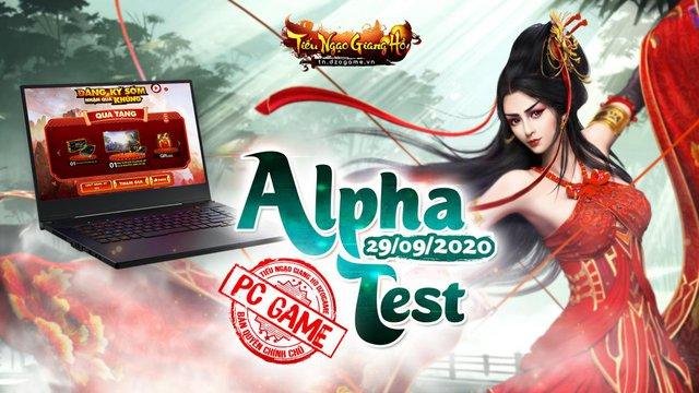 [Hot] Tiếu Ngạo Giang Hồ công bố thời gian mở Alpha Test, có giới hạn tài khoản cùng nhiều sự kiện hấp dẫn - Ảnh 1.