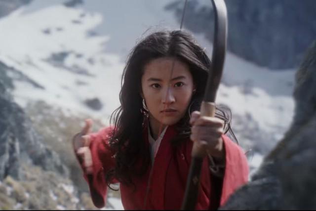 Diễn viên đóng thế trong Mulan gây sốt cộng đồng vì quá xinh đẹp, nhan sắc vượt cả thần tiên tỷ tỷ Lưu Diệc Phi? - Ảnh 1.