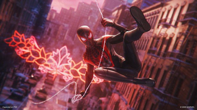 Marvel's Spider-Man: Miles Morales revealed 7 minutes of unbelievably beautiful gameplay on PS5 - Photo 2.