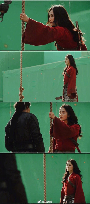 Diễn viên đóng thế trong Mulan gây sốt cộng đồng vì quá xinh đẹp, nhan sắc vượt cả thần tiên tỷ tỷ Lưu Diệc Phi? - Ảnh 6.