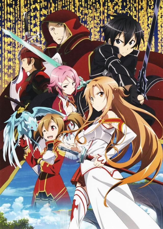 Tất tần tật những sự kiện đã xảy ra trong anime Sword Art Online từ khi ra mắt đến nay - Ảnh 1.