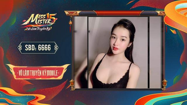 Cộng đồng mạng hào hứng, bình chọn nhiệt tình cho những gương mặt sáng giá nhất tại vòng Bán kết Miss & Mister VLTK 15 - Ảnh 4.