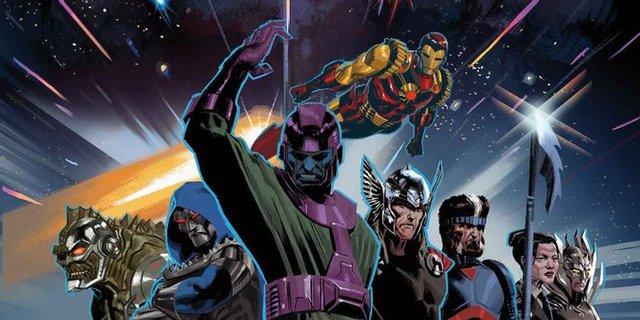 Giả thuyết Avengers 5: Kẻ hinh phục Kang có thể là ác nhân chính của Phase 4? - Ảnh 3.