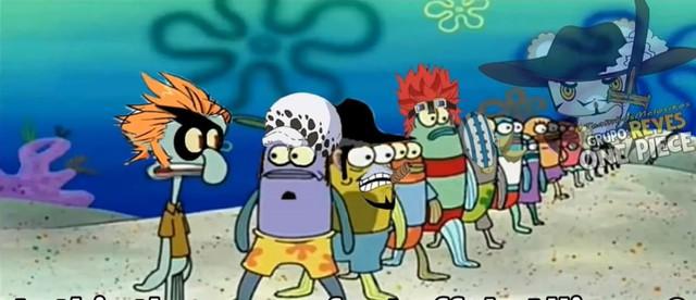 One Piece: Bá đạo với loạt ảnh trận chiến Wano quốc mang phong cách tựa game Among Us - Ảnh 6.