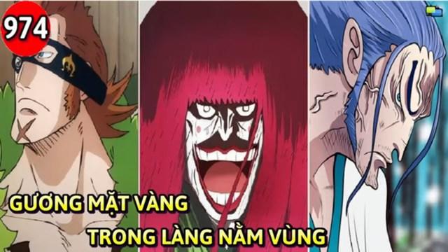 One Piece: Bá đạo với loạt ảnh trận chiến Wano quốc mang phong cách tựa game Among Us - Ảnh 2.