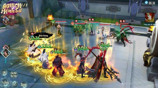 Nghịch Mệnh Sư và 4 cái nhất trong lịch sử game chiến thuật Tam Quốc: Riêng PvP Realtime đã là một cuộc cách mạng - Ảnh 5.
