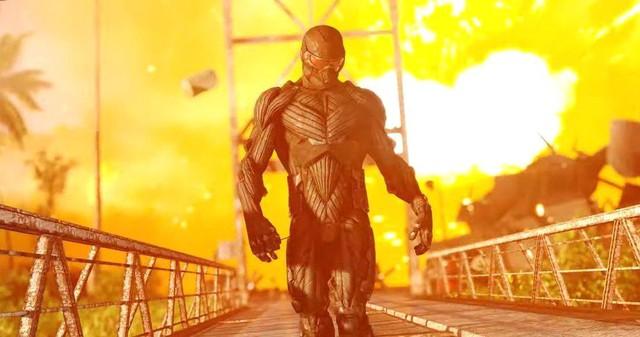 Crysis Remastered khoe đồ họa siêu nét 8K trong trailer mới, chuẩn bị đốt cháy RTX 3090 - Ảnh 1.