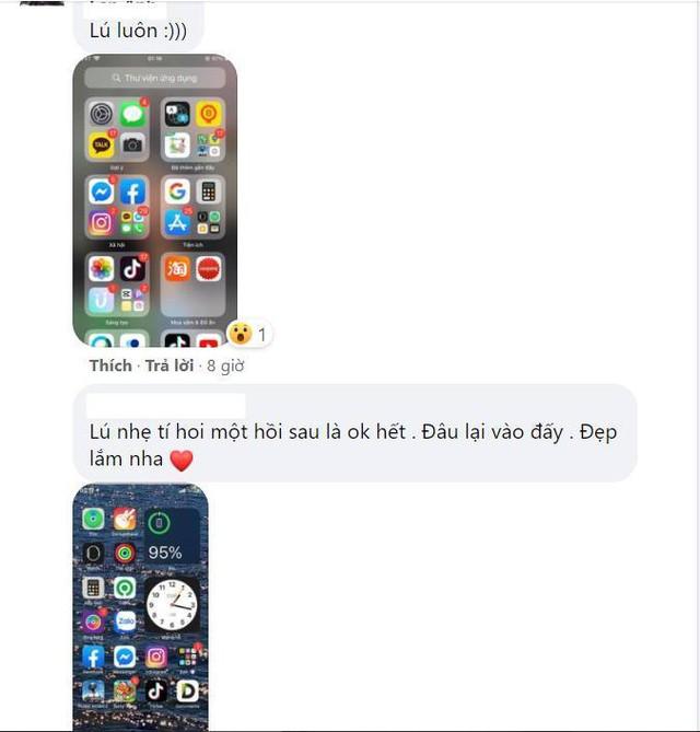 Cập nhật IOS 14, fan Iphone đua nhau báo lỗi, hết táo lệch lại tới màn hình bật mãi không lên - Ảnh 4.