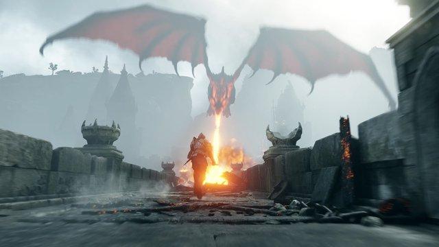Demons Souls lộ diện gameplay, hứa hẹn bón hành cho triệu game thủ - Ảnh 2.