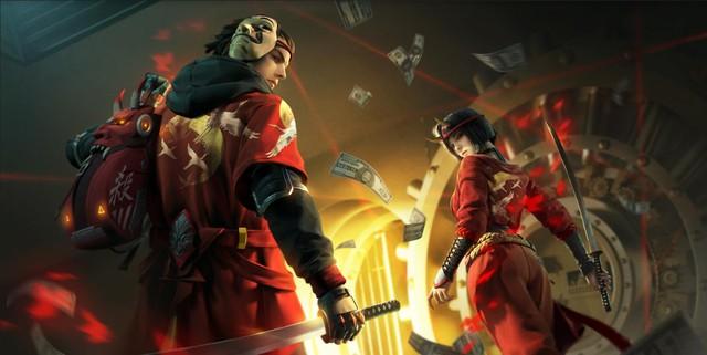 Free Fire và phi vụ Triệu Đô: Màn hợp tác hoành tráng với Series phim Money Heist - Ảnh 3.