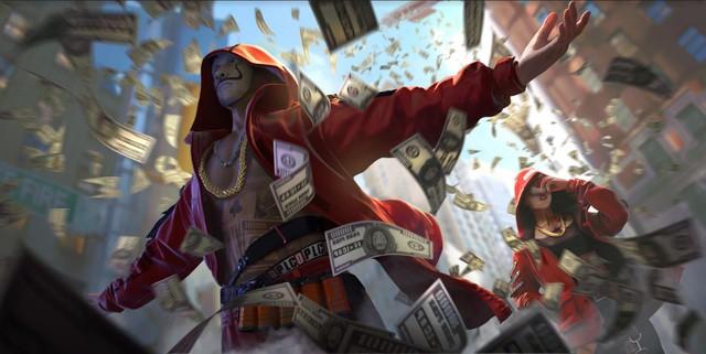 Free Fire và phi vụ Triệu Đô: Màn hợp tác hoành tráng với Series phim Money Heist - Ảnh 4.