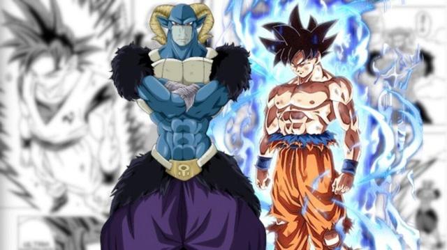 Dragon Ball Super chapter 64: Goku tự xé áo mình, dùng bản năng vô cực bón hành cho Moro - Ảnh 2.