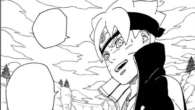 Boruto chapter 50: Naruto và Sasuke bị Isshiki Otsutsuki bón hành tơi tả, Boruto ra tay ứng cứu - Ảnh 3.