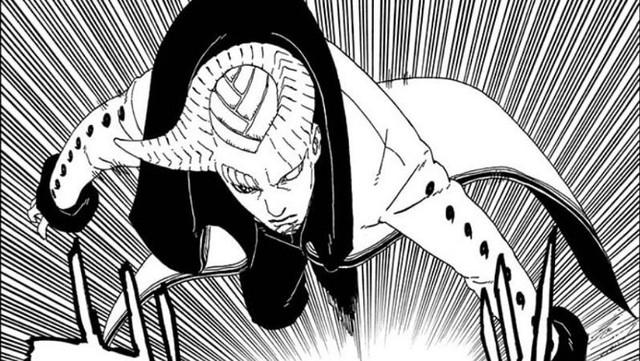 Boruto chapter 50: Naruto và Sasuke bị Isshiki Otsutsuki bón hành tơi tả, Boruto ra tay ứng cứu - Ảnh 1.