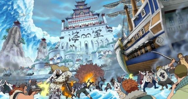 4 trận đánh lớn mà Marco đã tham gia trong One Piece, đối thủ toàn cỡ Vua hải tặc với Tứ Hoàng - Ảnh 2.
